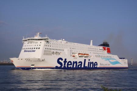 Stena line walvis onderzoek