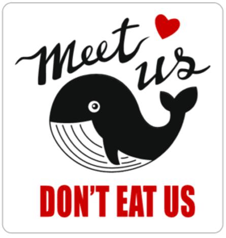 restaurants waar geen walvisvlees geserveerd wordt